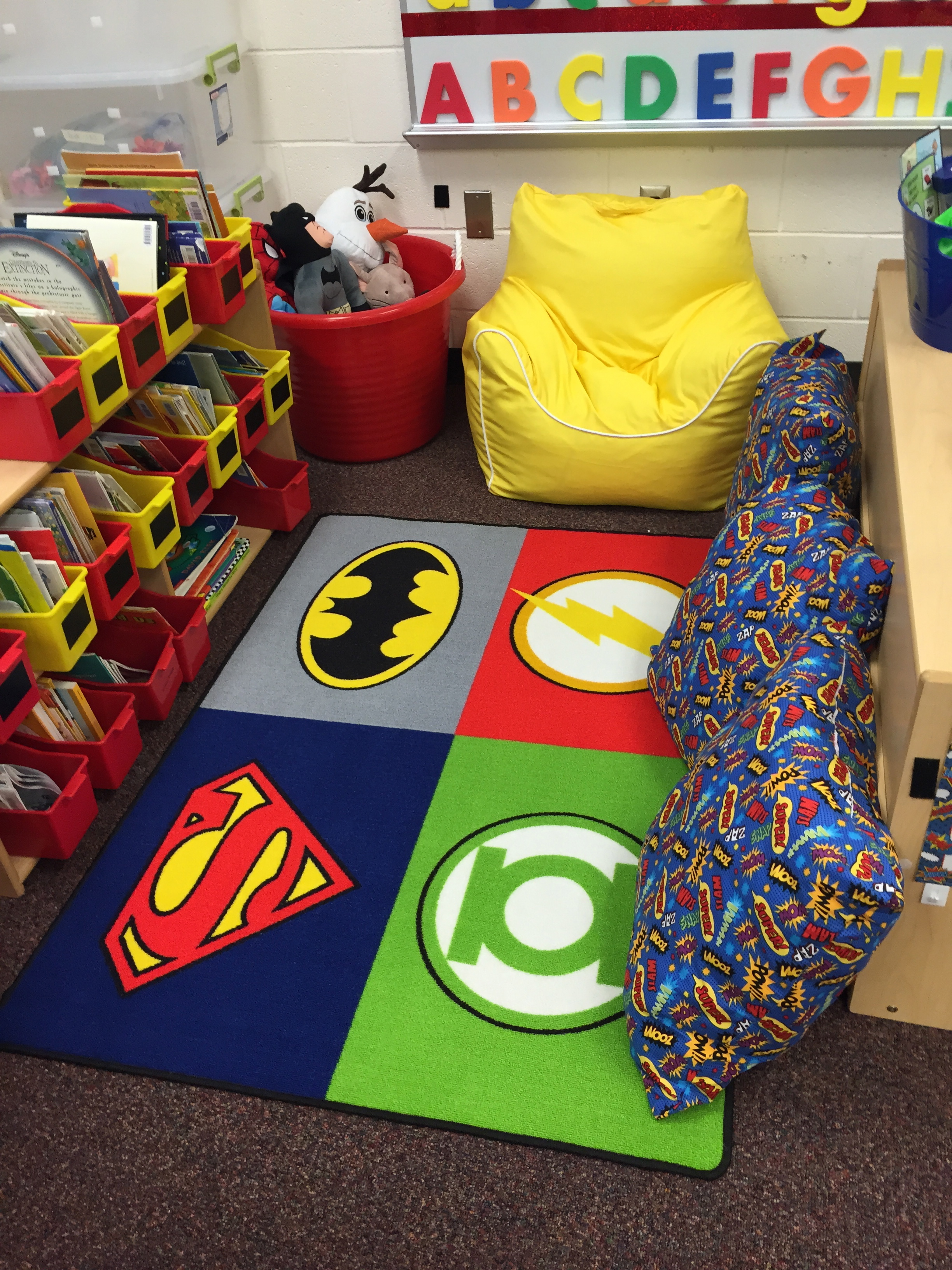 a super theme for the love of prek